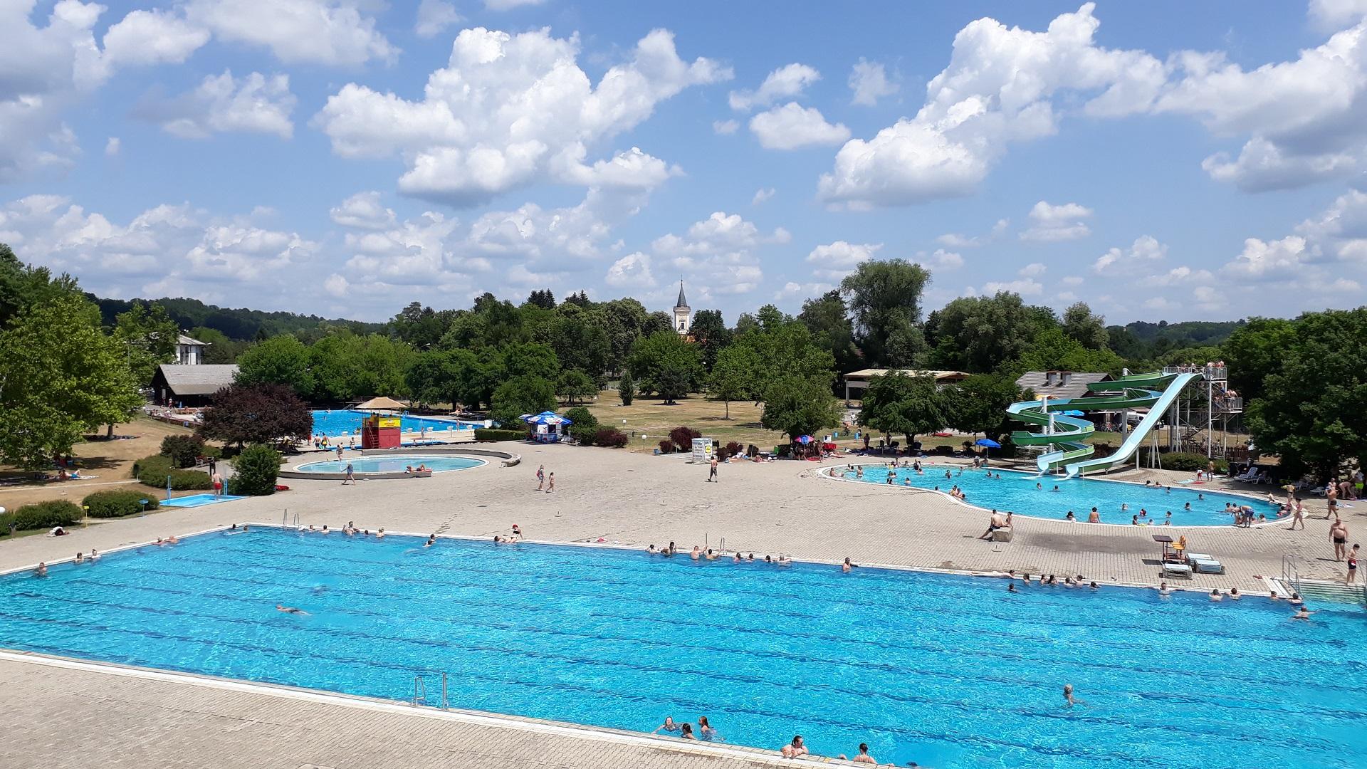 Otvorenje vanjskih bazena 08.06.2019.