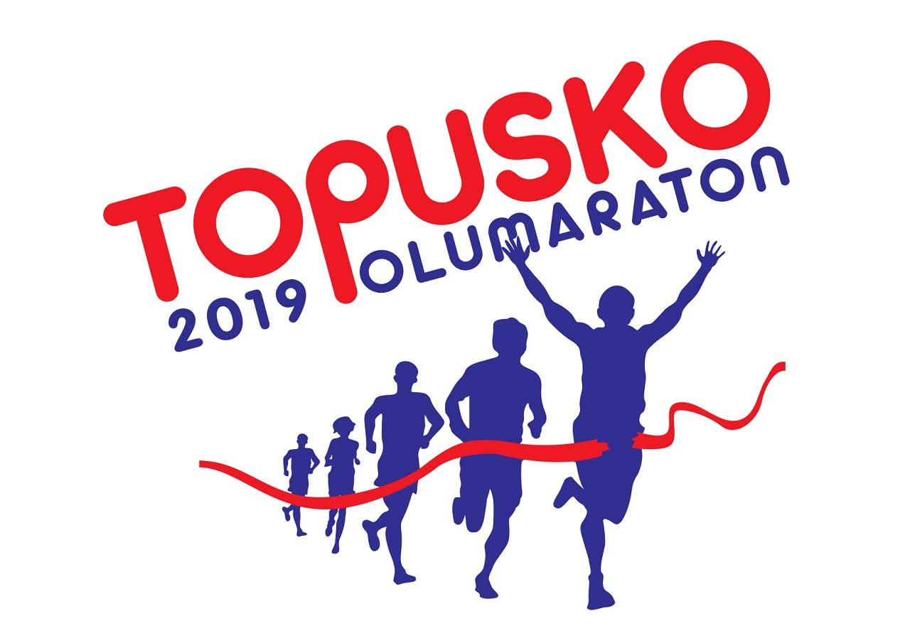 POLUMARATON TOPUSKO 18.08.2019.